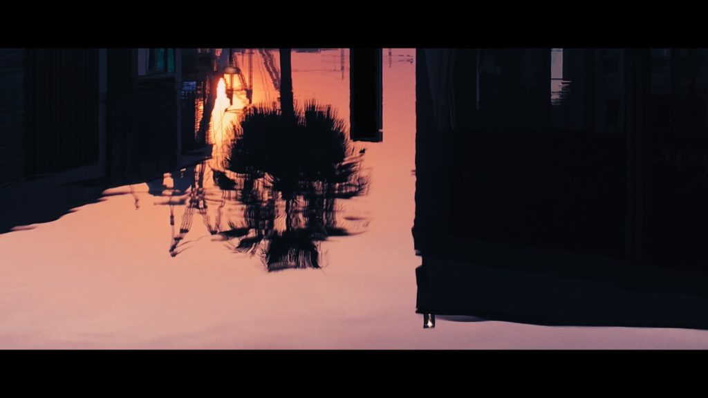 Cinematic iPhone Footage - Reflection 200%