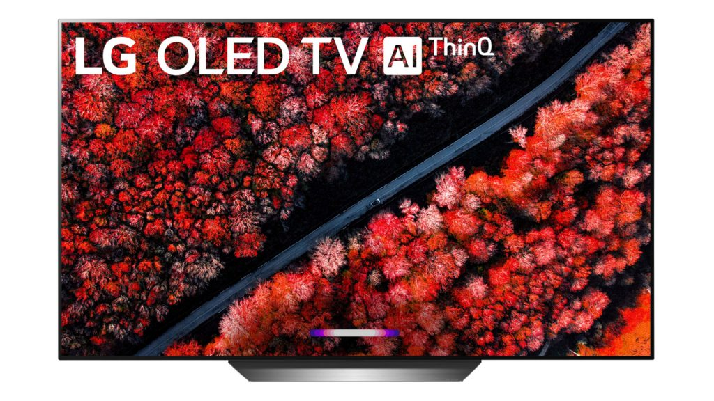 The 2019 LG C9 OLED TV is perfect for low budget Resolve monitoring
