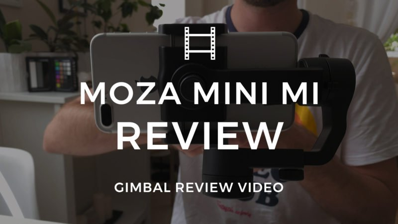 Three Days in Istanbul with the Moza Mini Mi Gimbal